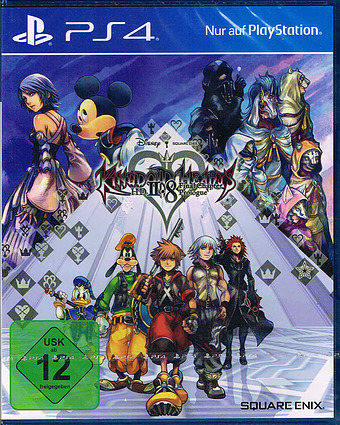 Kingdom Hearts HD 2.8 Final Chapter Prologue Packshot