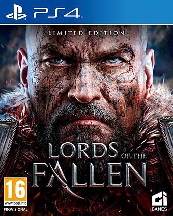 Lords of the Fallen uncut AT-PEGI Packshot