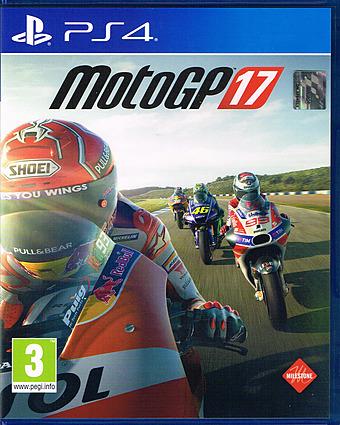 MotoGP™ 2017 Cover
