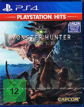 Monster Hunter: World Cover
