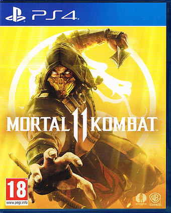 Mortal Kombat XI PlayStation 4