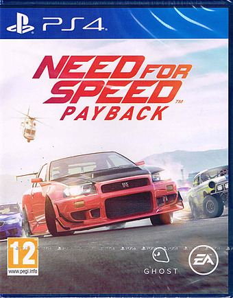 Need for Speed: Payback Cover