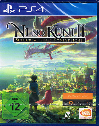 Ni No Kuni 2 Cover