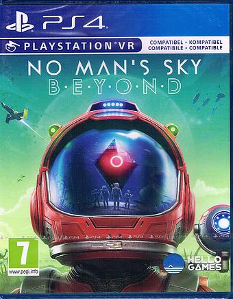 No Man's Sky Beyond Cover