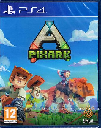 PixARK Cover