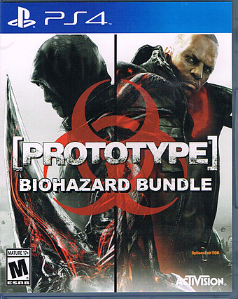 Prototype: Biohazard Bundle Cover