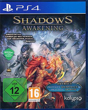 Shadows: Awakening Cover