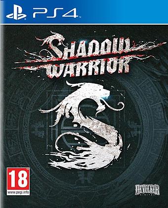 Shadow Warrior Next-Gen Cover Packshot
