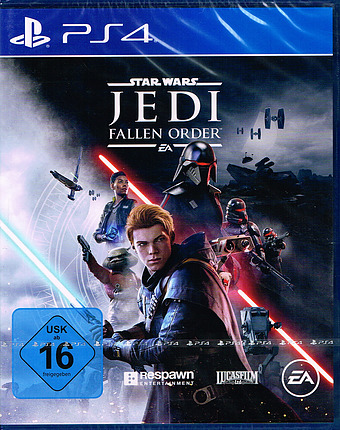 Star Wars Jedi: Fallen Order Cover