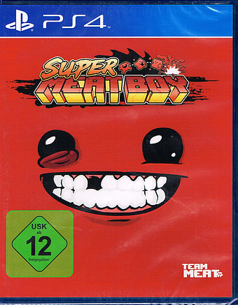 Super Meatboy  Cover