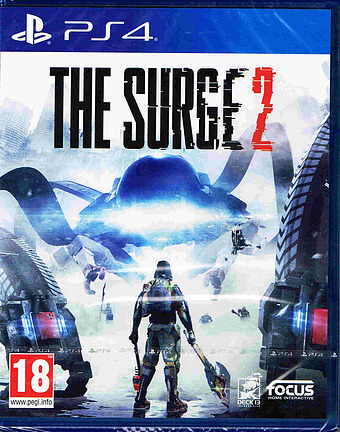 The Surge 2  Cover