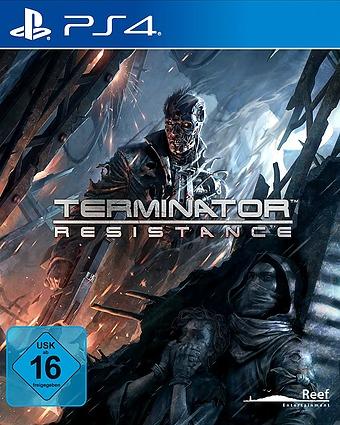 Terminator Resistance Cover
