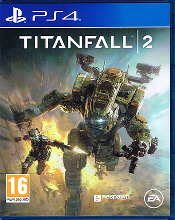 Titanfall 2 uncut AT-PEGI Cover