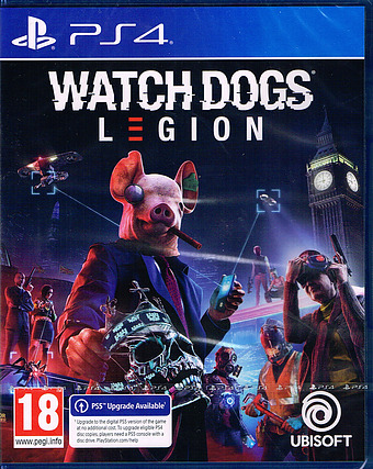 Watch Dogs Legion Cover Packshot