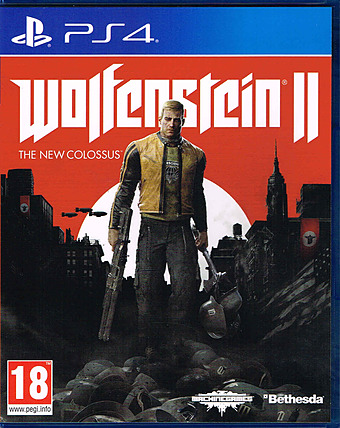 Wolfenstein II: The New Colossus kaufen