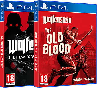Wolfenstein - Die komplette Operation AT-PEGI Cover