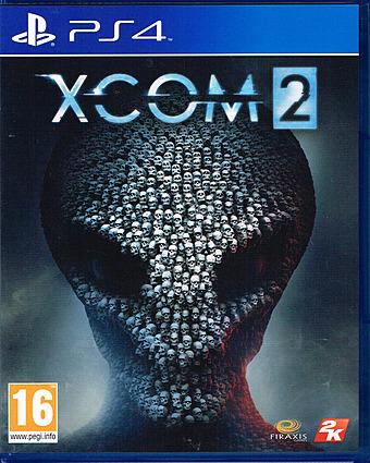 XCOM2 uncut AT-PEGI Cover