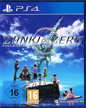 Zanki Zero: Last Beginning Cover