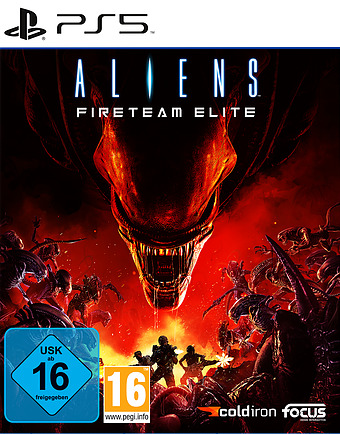Aliens: Fireteam Elite Cover