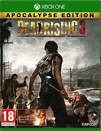 Dead Rising 3 Apocalypse Edition Cover