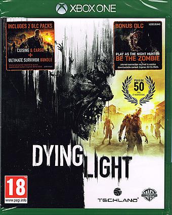 Dying Light AT-PEGI Cover Packshot
