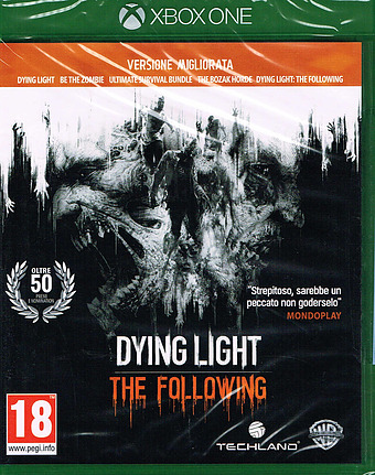 Dying Light The Following Enhanced Edition Cover