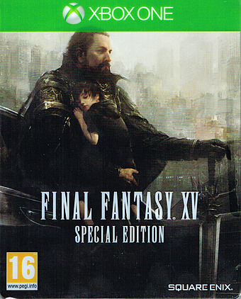 Final Fantasy XV Cover
