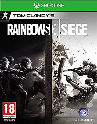 Rainbow Six: Siege AT-PEGI Cover Packshot