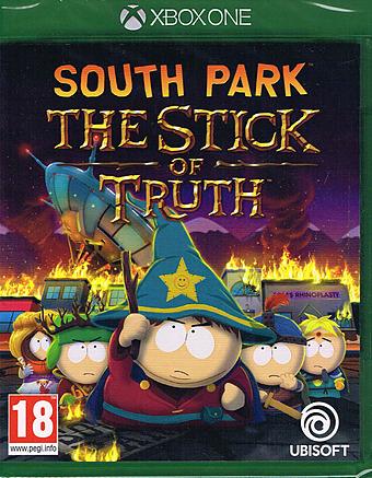South Park: Der Stab der Wahrheit Cover