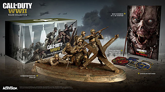 Call of Duty: WWII Valor Collection Cover