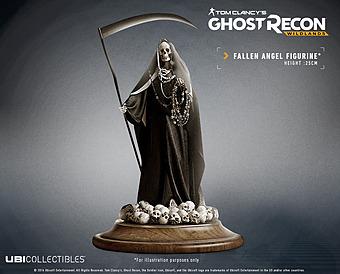 Ghost Recon Wildlands Statue Gefallener Engel