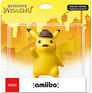 Einfach und sicher online bestellen: amiibo Meisterdetektiv Pikachu in Österreich kaufen.