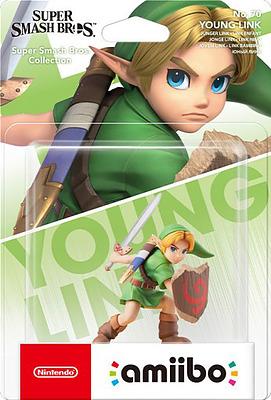Einfach und sicher online bestellen: Nintendo Junger Link amiibo in Österreich kaufen.