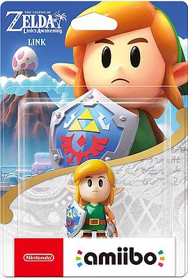 Einfach und sicher online bestellen: Nintendo Link's Awakening Link amiibo in Österreich kaufen.