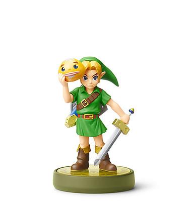 Einfach und sicher online bestellen: Nintendo Link (Majoras Mask) amiibo in Österreich kaufen.