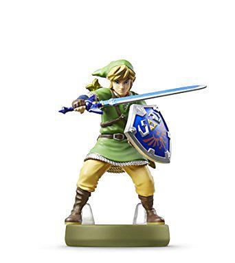 Einfach und sicher online bestellen: Nintendo Link (Skyward Sword) amiibo in Österreich kaufen.