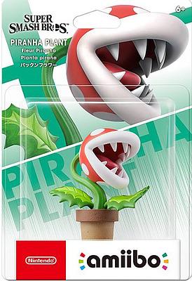Einfach und sicher online bestellen: Piranha-Pflanze amiibo in Österreich kaufen.