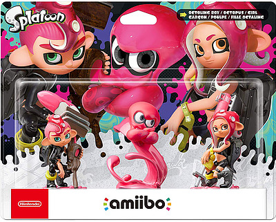 Einfach und sicher online bestellen: Nintendo amiibo 3in1 Set in Österreich kaufen.