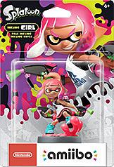 Einfach und sicher online bestellen: Nintendo Inkling Girl amiibo (Neon-Pink) in Österreich kaufen.