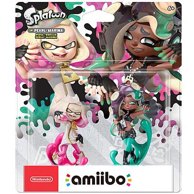 Einfach und sicher online bestellen: Nintendo Pearl & Marina amiibo in Österreich kaufen.
