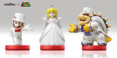 Einfach und sicher online bestellen: Super Mario Odyssey 3-Pak amiibo in Österreich kaufen.