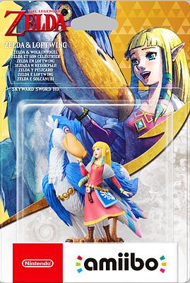 Einfach und sicher online bestellen: Zelda & Wolkenvogel amiibo in Österreich kaufen.