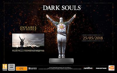 Einfach und sicher online bestellen: Dark Souls Solaire of Astora Amiibo in Österreich kaufen.