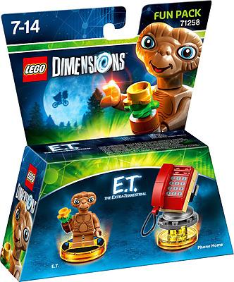 Einfach und sicher online bestellen: LEGO Dimensions Fun Pack E.T. in Österreich kaufen.