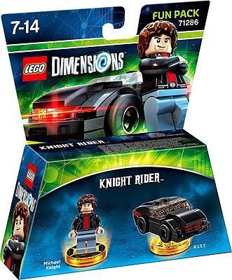 Einfach und sicher online bestellen: LEGO Dimensions Fun Pack Knight Rider in Österreich kaufen.