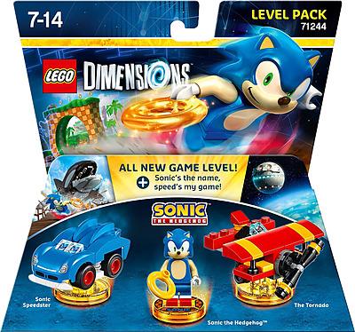 Einfach und sicher online bestellen: LEGO Dimensions Level Pack Sonic The Hedgehog in Österreich kaufen.