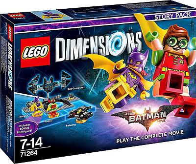 Einfach und sicher online bestellen: LEGO Dimensions Story Pack Lego Batman Movie in Österreich kaufen.