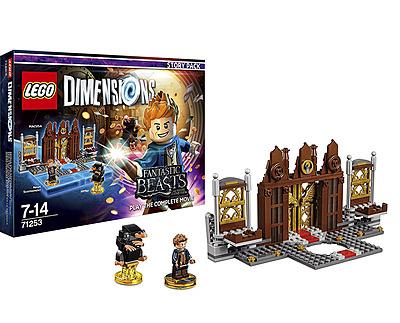 Einfach und sicher online bestellen: LEGO Dimensions Story Pack Phantastische Tierwesen in Österreich kaufen.