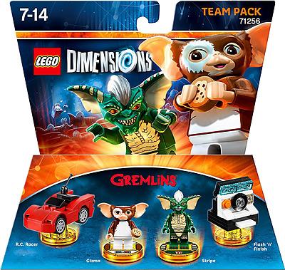 Einfach und sicher online bestellen: LEGO Dimensions Team Pack Gremlins in Österreich kaufen.