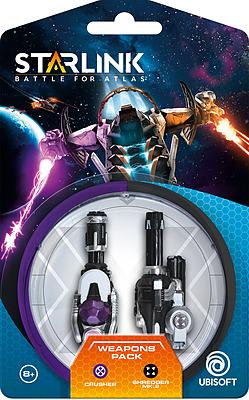 Einfach und sicher online bestellen: Starlink Weapons Pack Crusher & Shredder Mk.2 in Österreich kaufen.